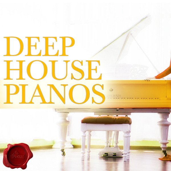 Deep house pianos fox music factory for Deep house covers
