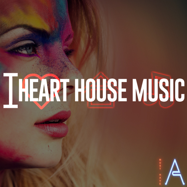 Must have audio i heart house music fox music factory for House music cover